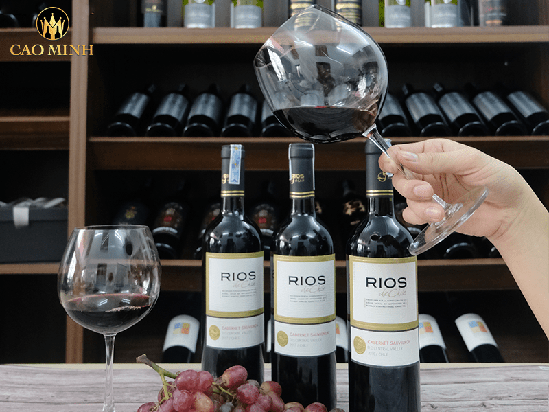 Một chai rượu có giá cả bình dân nhưng chất rượu lại rất ổn định