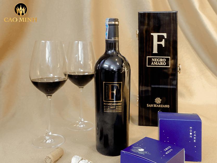 Rượu Vang Ý - F Gold Limited Edition