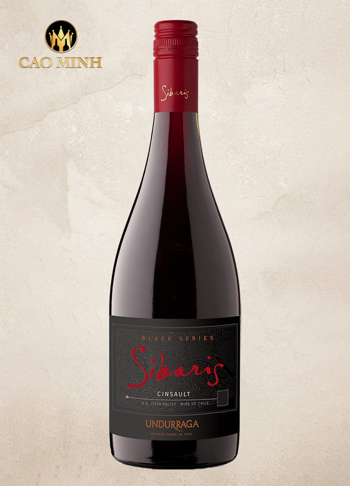 Rượu Vang Chile Sibaris Black Series