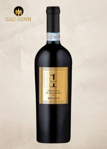 Rượu vang Ý - Uno 1 Primitivo Riserva