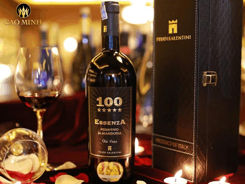 100 Essenza Primitivo Di Manduria