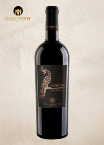 Rượu vang Ý - Vindoro Negroamaro