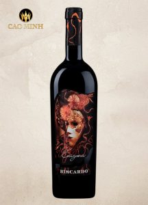 Rượu vang Ý Enigma Biscardo