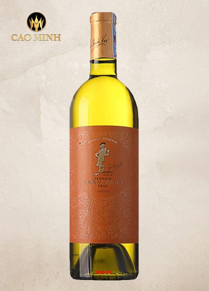 Rượu vang Pháp Arrogant Frog Grande Reserve Blanc