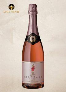 Rượu vang Pháp Arrogant Sparkling Rose
