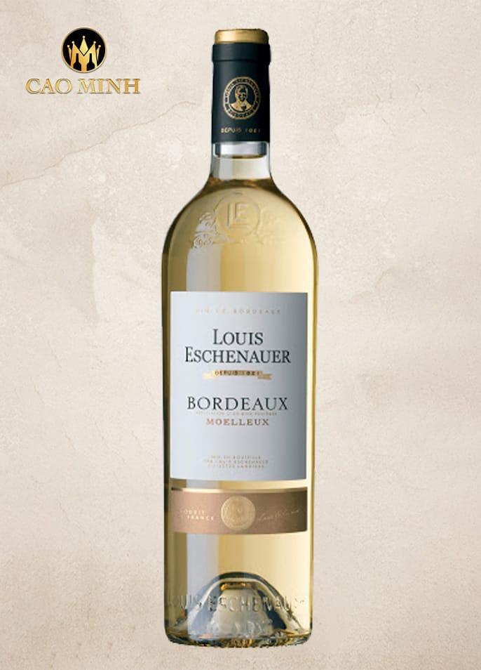 Rượu vang Pháp Louis Eschenauer Bordeaux Moelleux