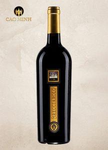Rượu vang Ý Velenosi Brecciarolo gold