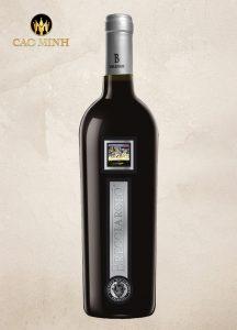 Rượu vang Ý Brecciarolo Silver