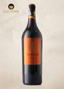 Rượu vang Pháp Canaulier Pomerol AOC