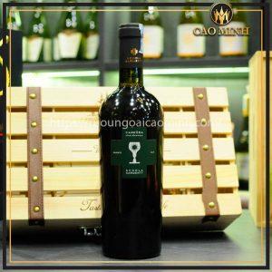 Rượu vang Ý Candora Chardonnay