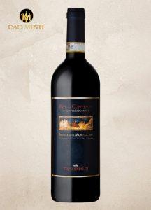 Rượu vang Ý Castelgiocondo Brunello Di Montalcino Ripe AI Convento Ripe