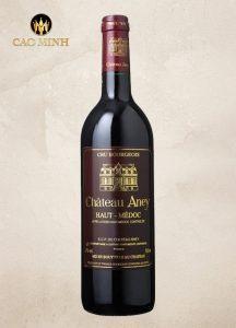 Rượu vang Pháp Chateau Aney Haut Medoc 2011