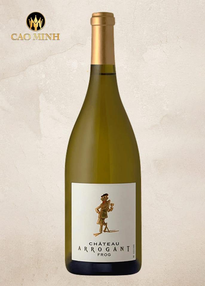 Rượu vang Pháp Chateau Arrogant  Limoux