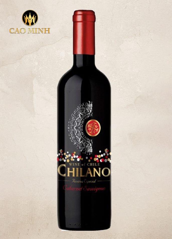 Rượu Vang Chile Chilano Reserva Cabernet Sauvignon