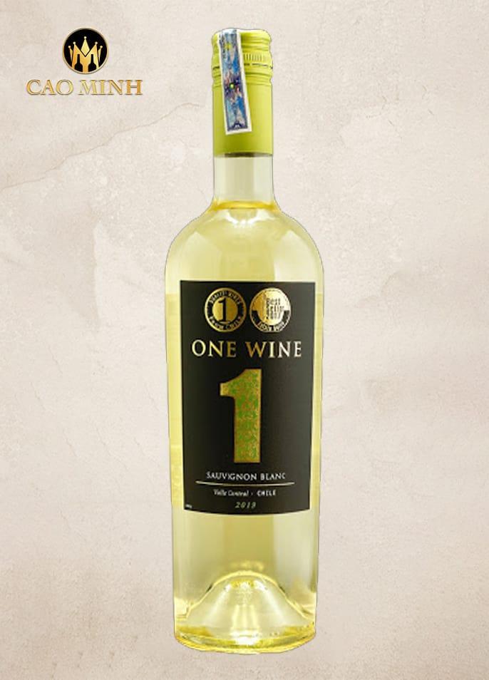 VANG CHILE ONE WINE SAUVIGNON BLANC