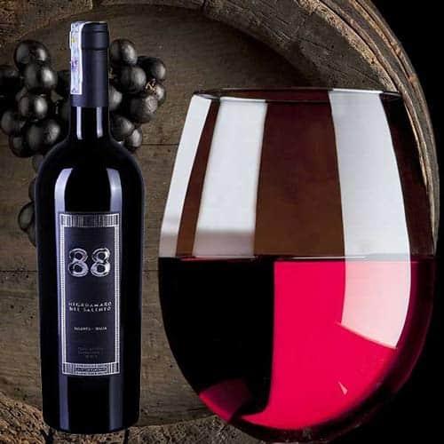 Đặc điểm riêng biệt của Rượu vang Ý 88