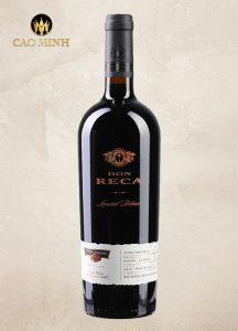 Rượu vang Chile Don Reca Limited Released