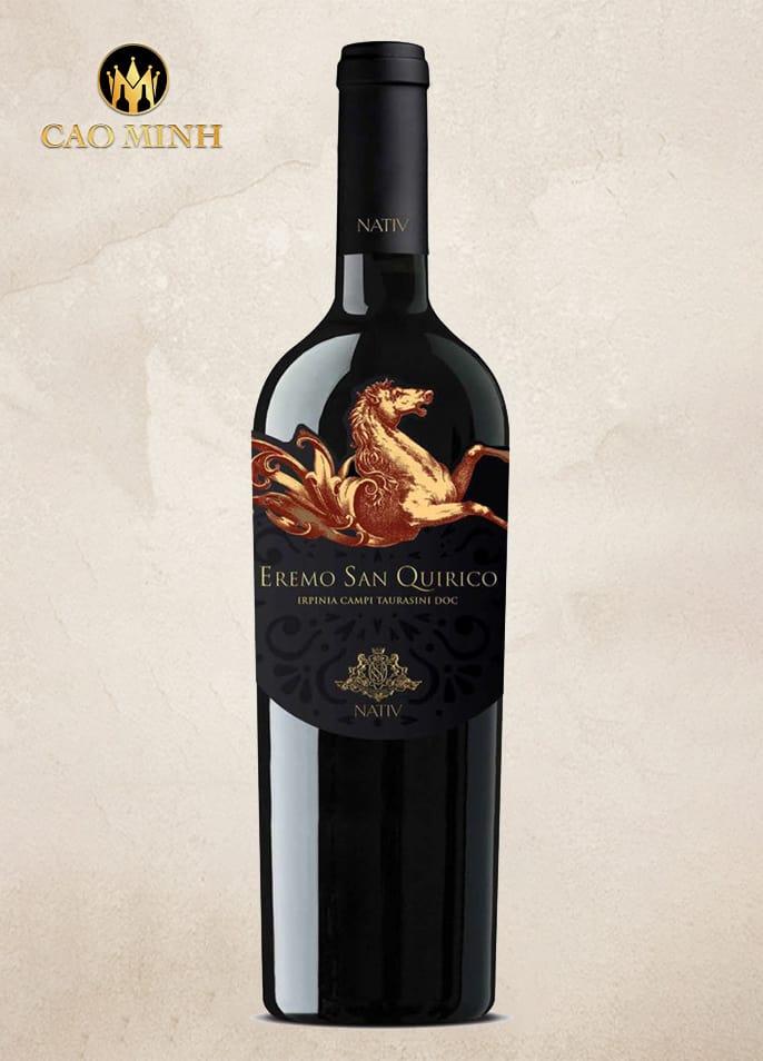 Rượu vang Ý Eremo San Quirico