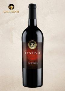 Rượu vang Ý Festivo