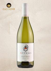Rượu vang Ý Frescobaldi Attems Sauvignon Blanc