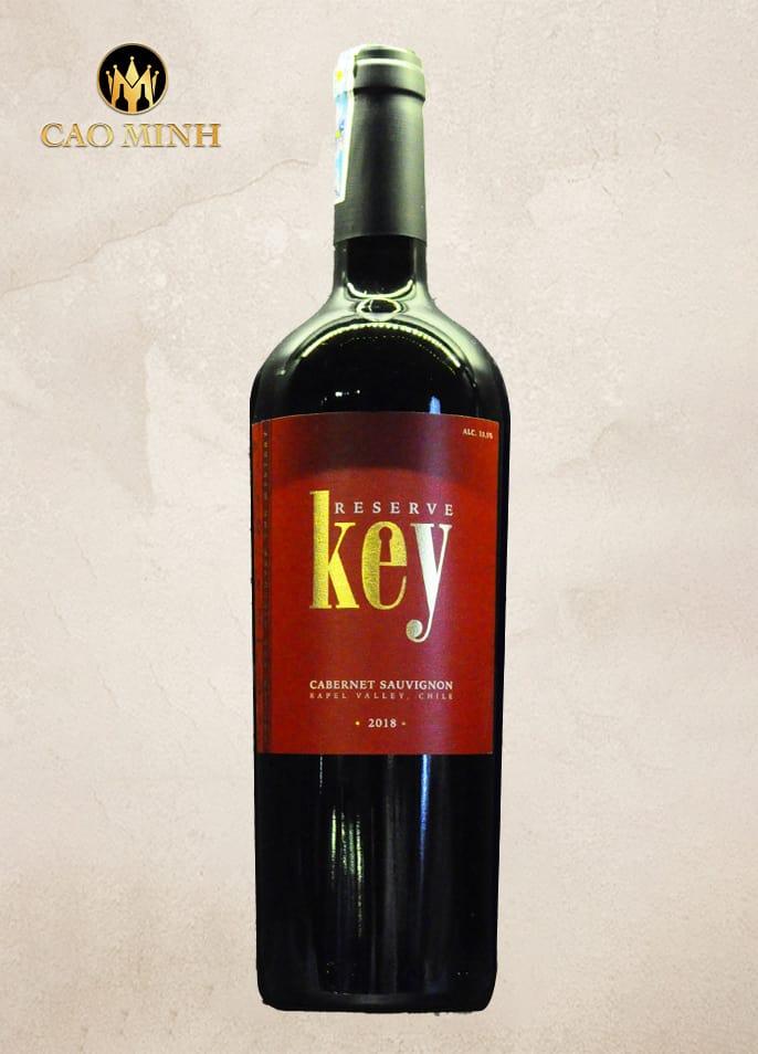 Rượu Vang Chile Key Reserve Cabernet Sauvignon