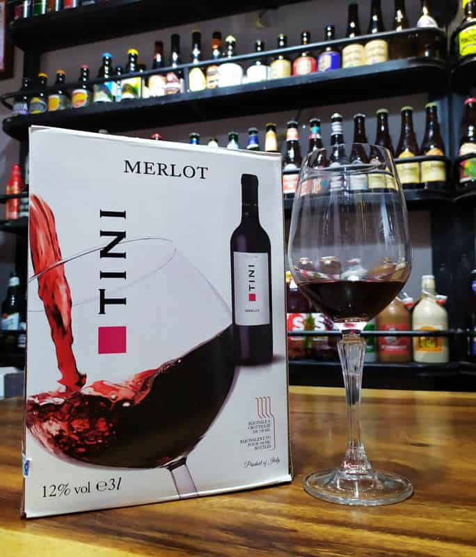Mức giá của rượu vang bịch được đánh giá khá rẻ nhưng vẫn đảm bảo chất lượng cao