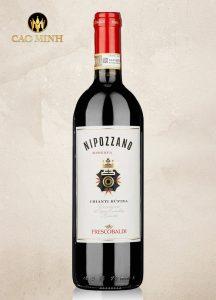Rượu vang Ý Nipozzano Vecchie Viti Chianti Rufina Riserva
