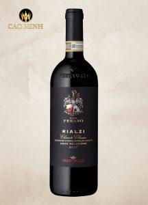 Rượu vang Ý Perano Rialzi Chianti Classico Gran Selezione