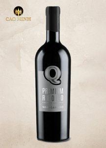 Rượu vang Premium Reolo Q