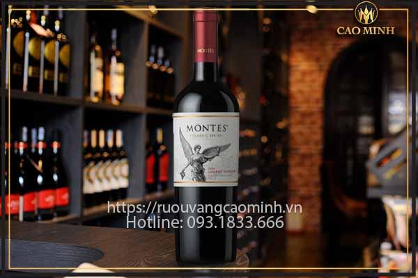 Rượu vang Chile chia làm 6 cấp độ