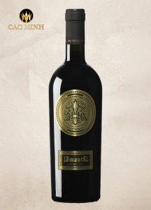 Rượu Vang Ý - Amanta Limited Edition