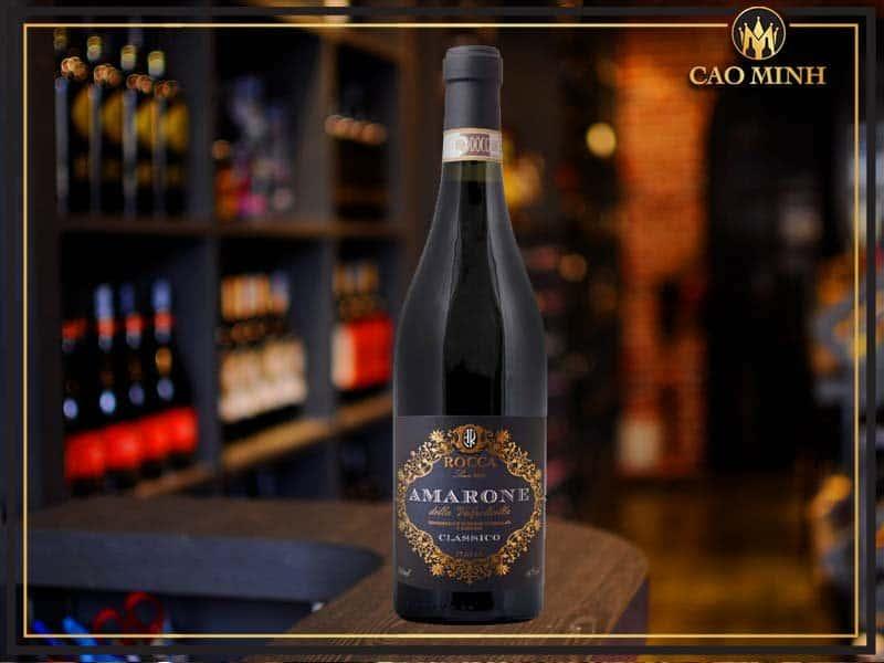 Rượu vang Amarone Della Valpolicella tại sao ĐẮT?