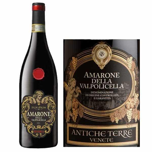 Rượu vang Amarone Della Valpolicella