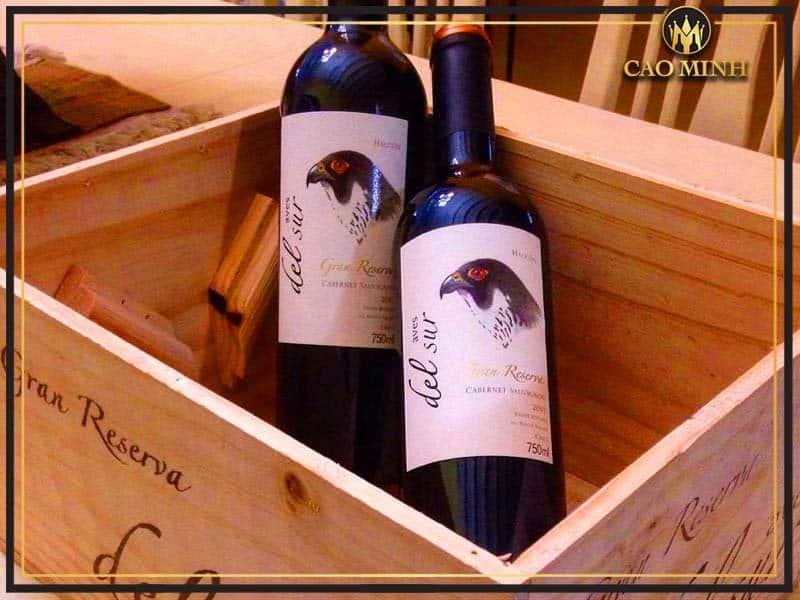 Rượu vang Aves Del Sur có ngon không? Giá bán?