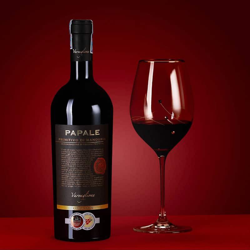 Rượu vang Ý Papale