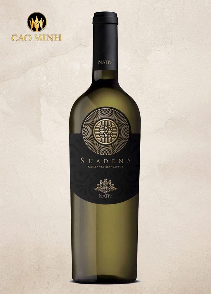 Rượu vang Ý Suadens Campania Bianco