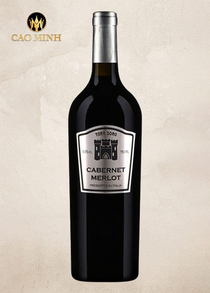 Rượu vang Ý Torridoro Cabernet Merlot