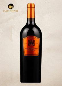 Rượu vang Ý Torridoro Negroamaro Salento