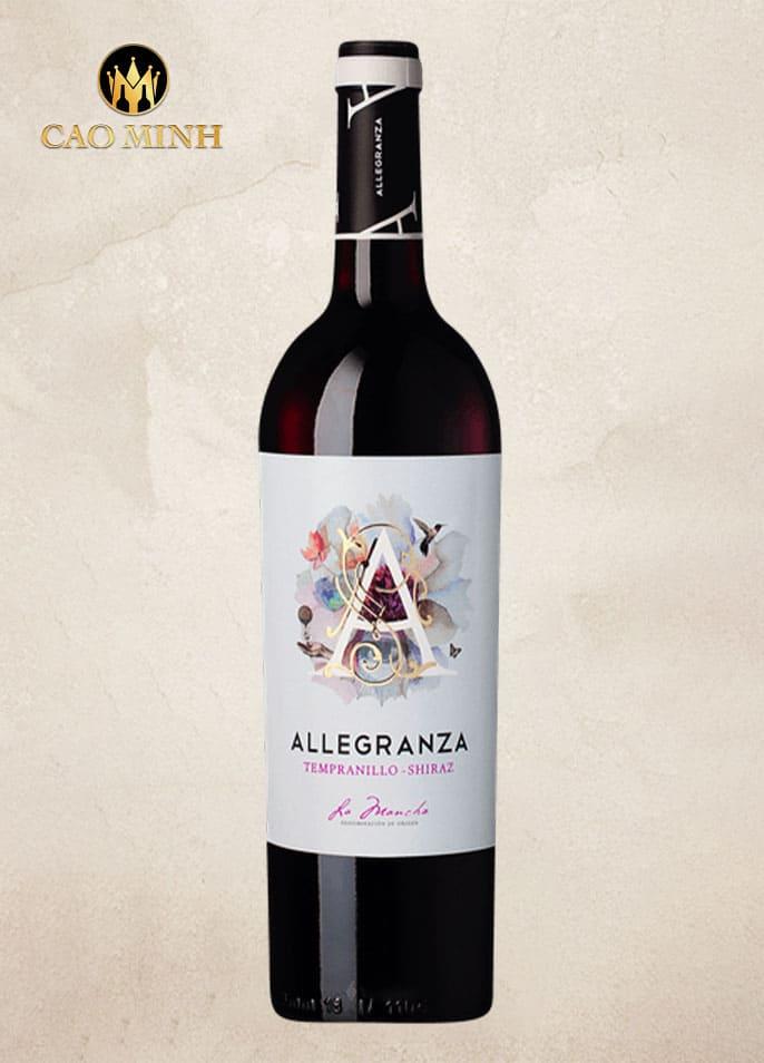 Rượu vang Tây Ban Nha Allegranza
