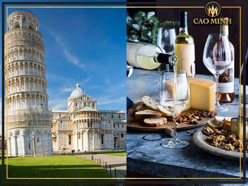 Rượu Vang Ý Loại Nào Ngon? Giải Mã Nhãn Hiệu Vang Ý