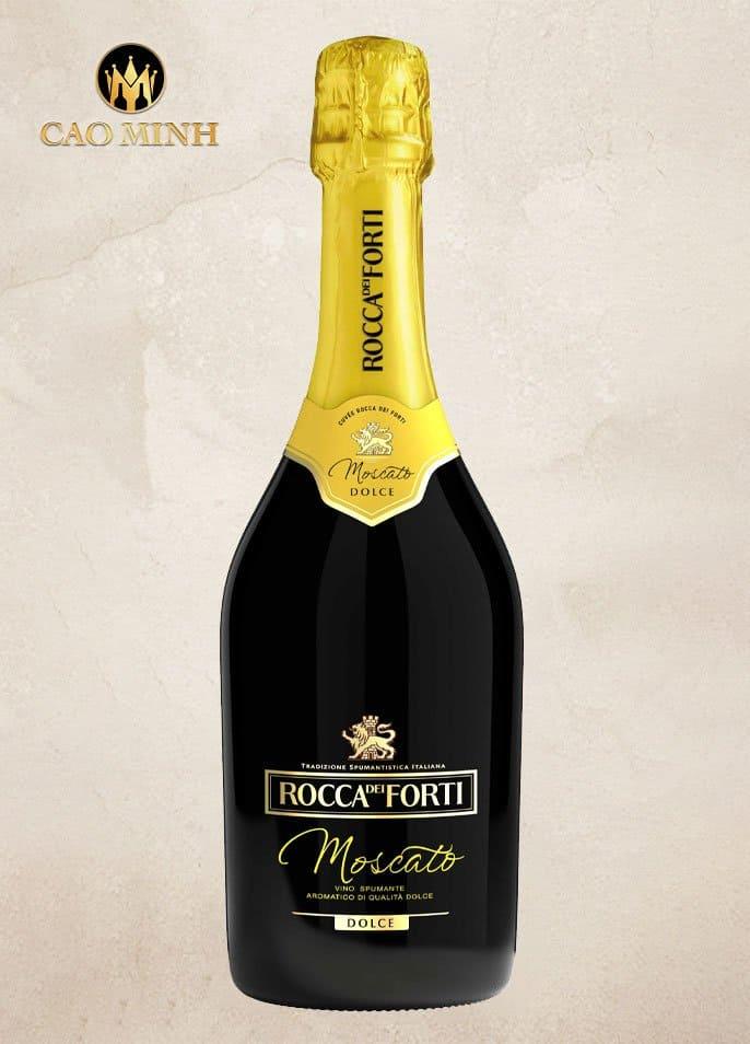 Rượu vang Ý Rocca Dei Forti Moscato
