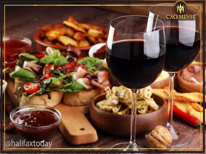 Cách thưởng thức rượu vang Queulat Reserva Cabernet Sauvignon