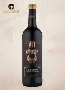 Rượu vang Pháp Chateau Seigneurie Murviel Coll Syrah