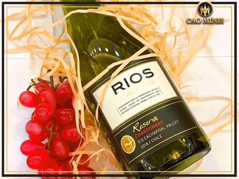 Chile Rios Reserve Chardonnay