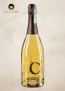 Rượu vang Tây Ban Nha Coeli Sparkling White