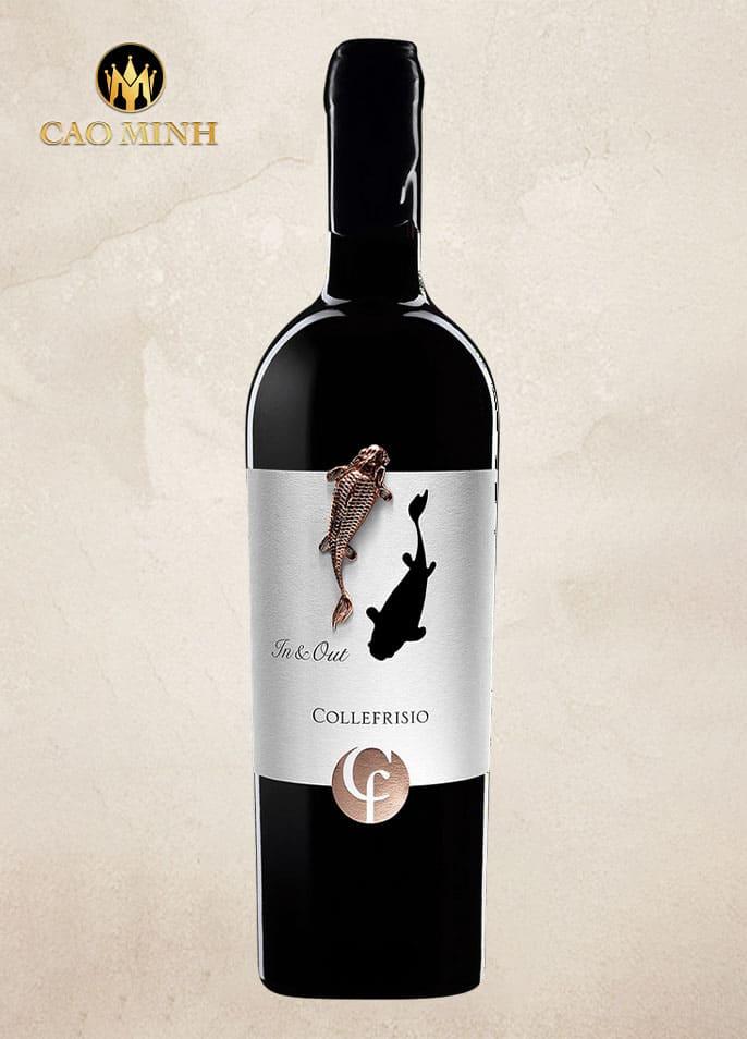 Rượu vang Ý Collefrision In & Out
