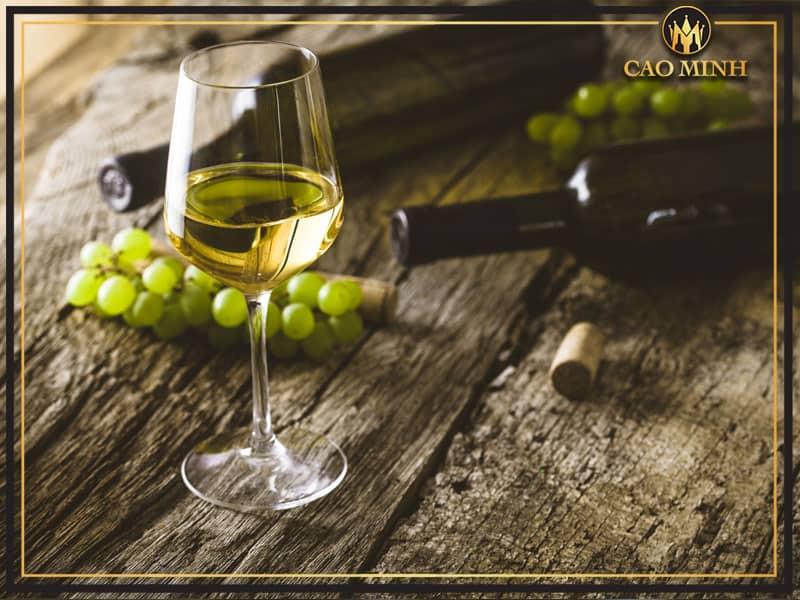 Đặc điểm của rượu vang Riesling