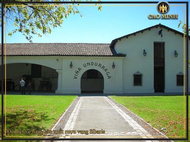 Đôi nét về hãng sản xuất rượu vang Sibaris