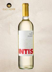 Rượu Vang Argentina Intis Chardonnay