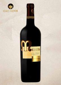 Rượu vang Pháp Menuts Bordeaux AOC